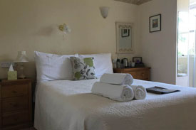 Compact Double Room at The Charterhouse Bed and Breakfast Torquay