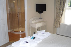Family Interconnecting Suite at The Charterhouse Bed and Breakfast Torquay